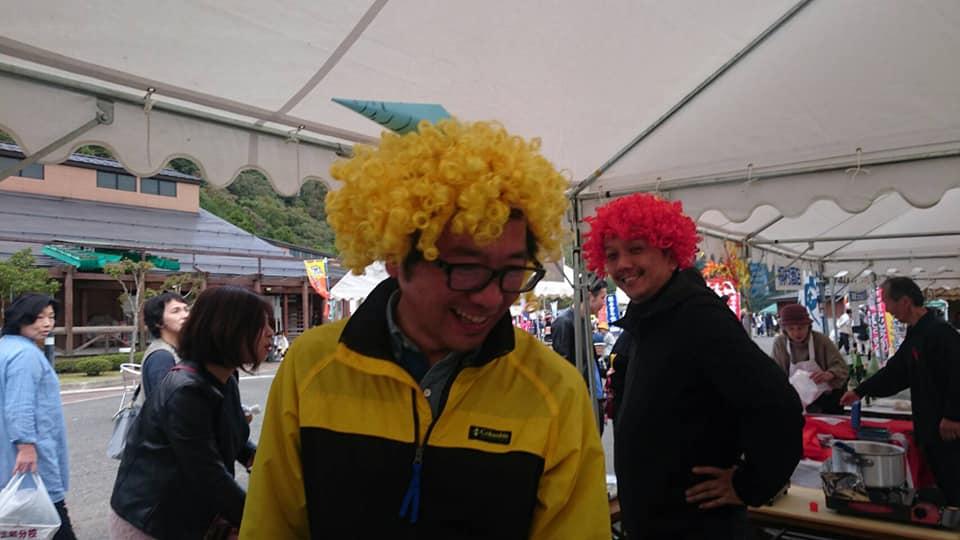 本番 大江山の酒呑童子祭り