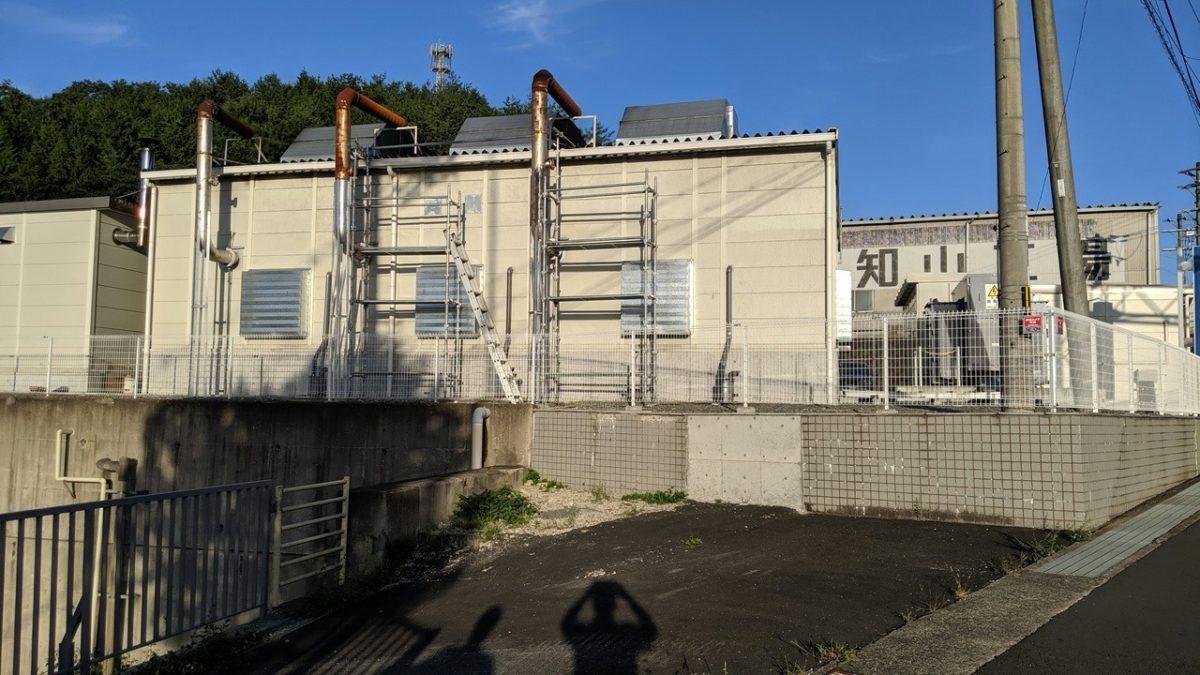 福知山のパーム油発電直撃取材