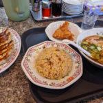 チャーハン定食+餃子