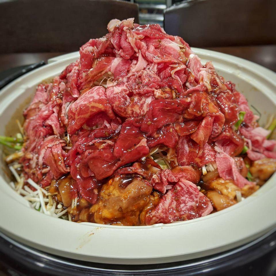 マウンテン肉鍋